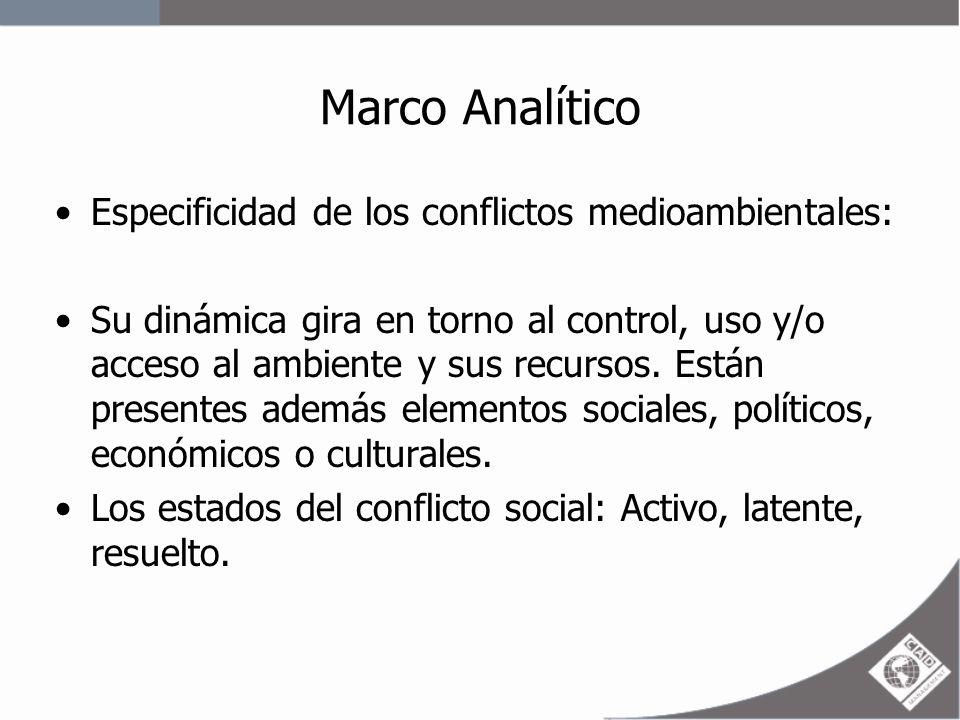 Los conflictos medioambientales en el contexto Peruano Crecimiento económico Persistencia de desigualdad y problemas de desarrollo de capacidades para salir de la pobreza.