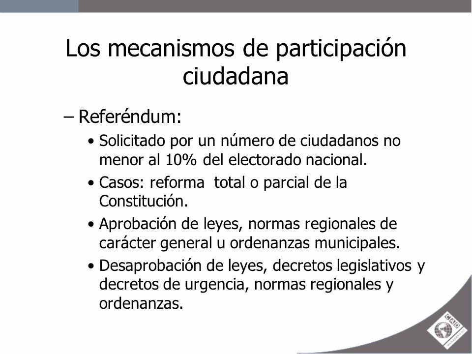 Los mecanismos de participación ciudadana –Ley de Consulta Previa (29785): Convenio 168 OIT, ratificado por el Estado (Resolución Legislativa 26253).