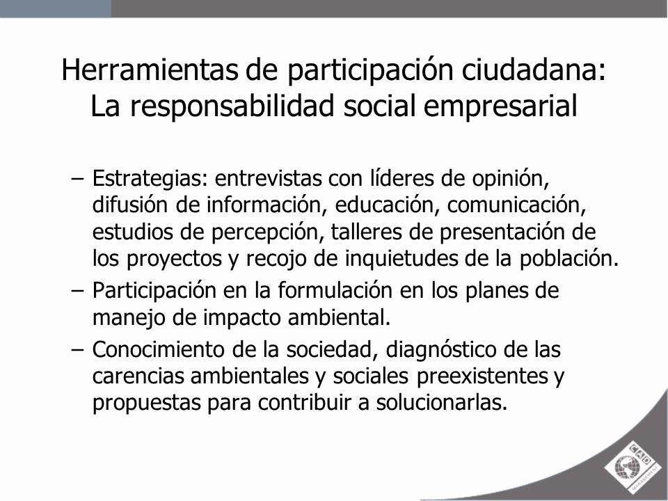 Estrategias de comunicación y participación ciudadana en el nivel local –Procesos de planificación estratégica local: creación de consejos o asambleas a nivel de toma de decisiones y operativo.