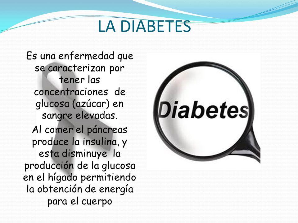 Es una enfermedad autoinmune en que el propio cuerpo destruye las células productoras de insulina en el páncreas.