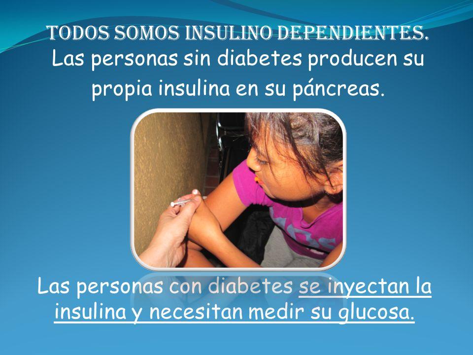 La Diabetes tipo 1 se diagnostica con mayor frecuencia en niños, adolescentes y adultos jóvenes.