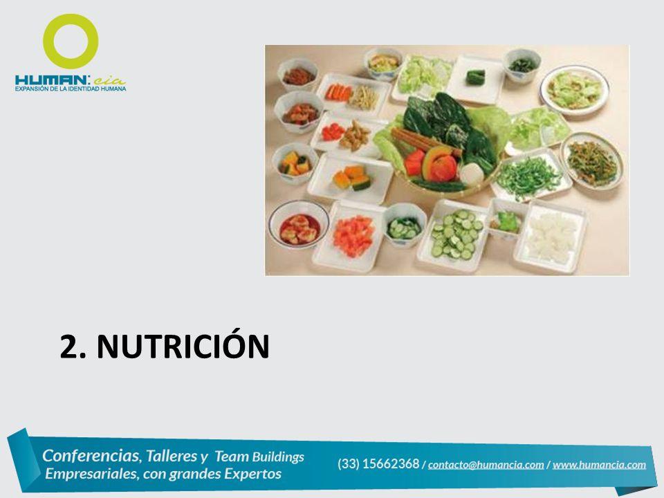2. NUTRICIÓN