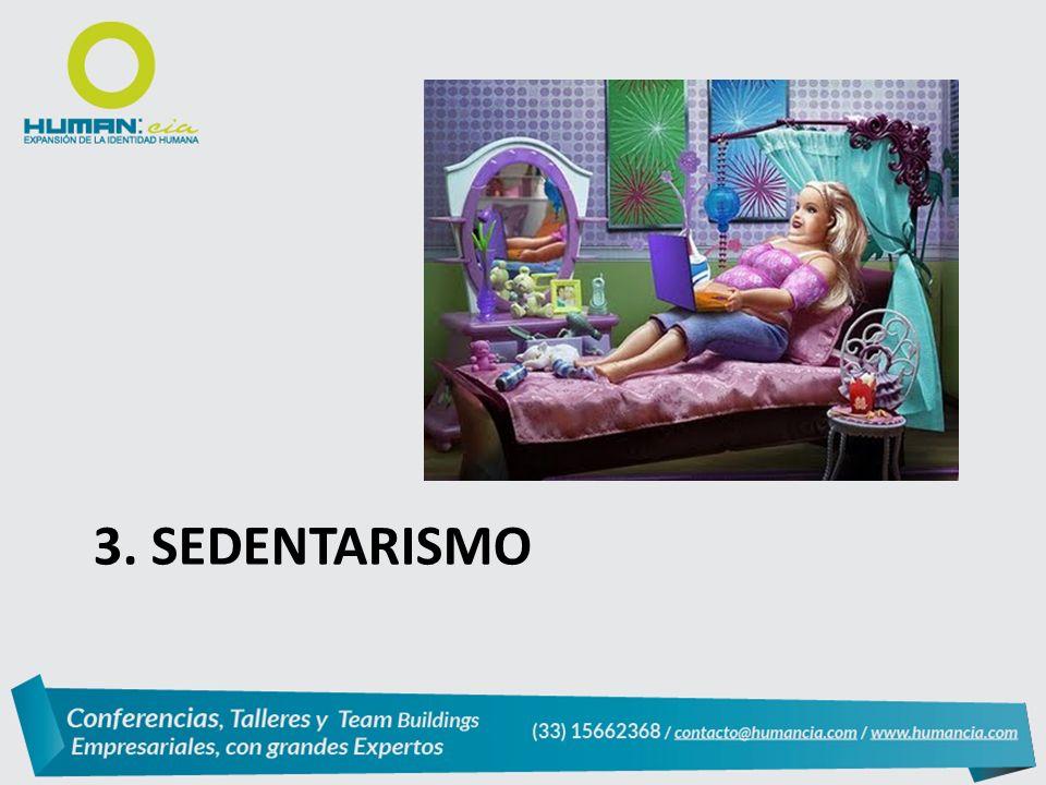 3. SEDENTARISMO