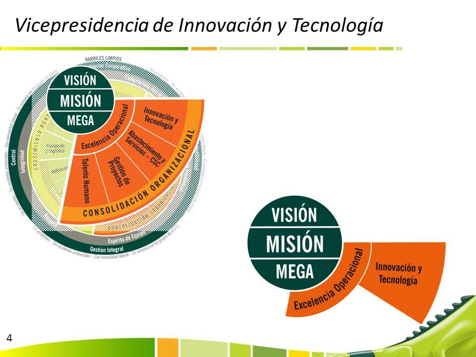 Instituto Colombiano del Petróleo - ICP Centro de Investigación, Desarrollo e innovación de Ecopetrol.