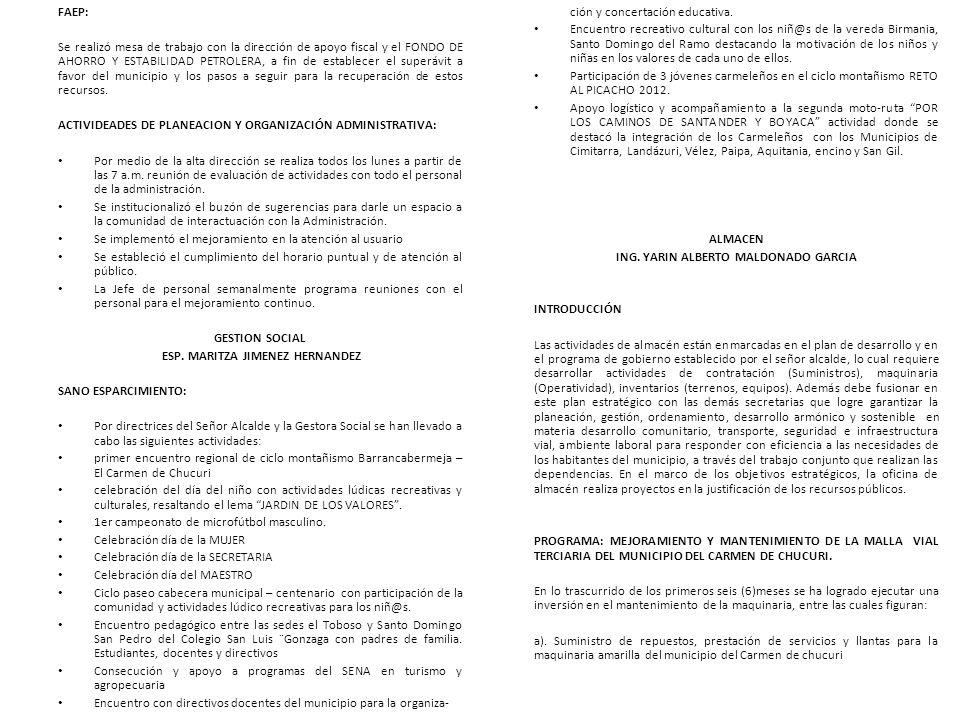 SECRETARIA DE HACIENDA Y TESORO DOC.