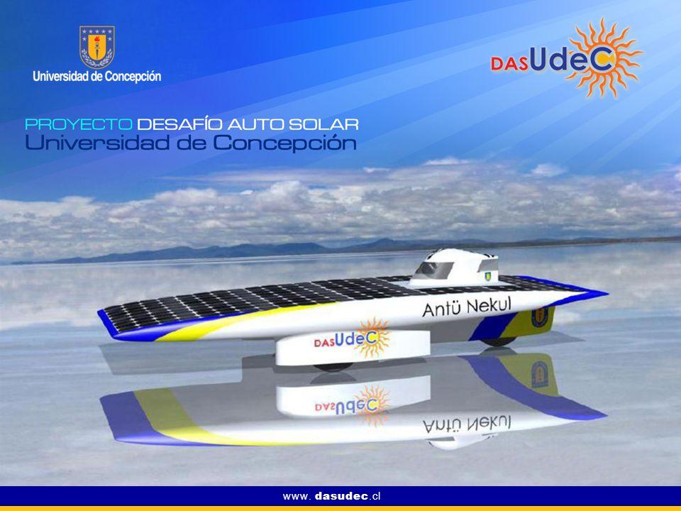 Bienvenidos a Atacama Solar Challenge, la primera carrera de autos solares de Latinoamérica.