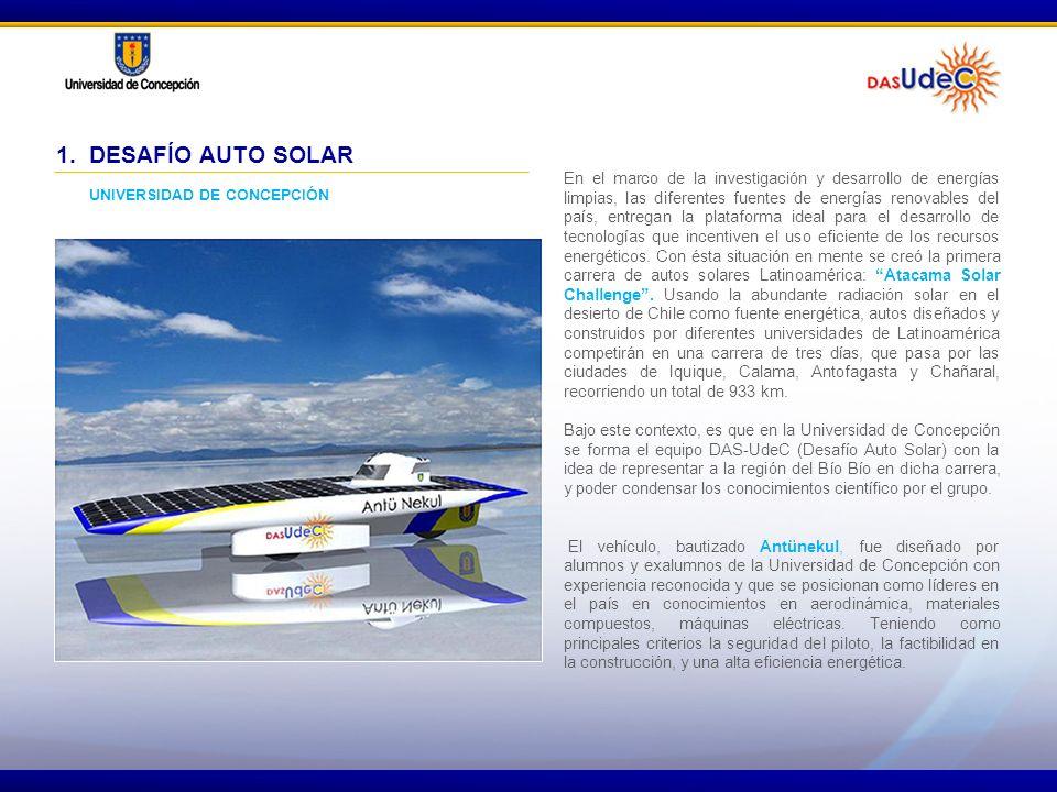 En el marco de la investigación y desarrollo de energías limpias, las diferentes fuentes de energías renovables del país, entregan la plataforma ideal