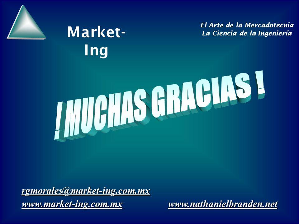 Market- Ing El Arte de la Mercadotecnia La Ciencia de la Ingeniería rrrr gggg mmmm oooo rrrr aaaa llll eeee ssss @@@@ mmmm aaaa rrrr kkkk eeee tttt ---- iiii nnnn gggg....