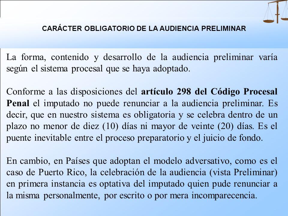 Que el juez debe rechazar todo lo que tienda a prolongar el debate sin que exista mayor certidumbre en los resultados e impedir todas las intervencion