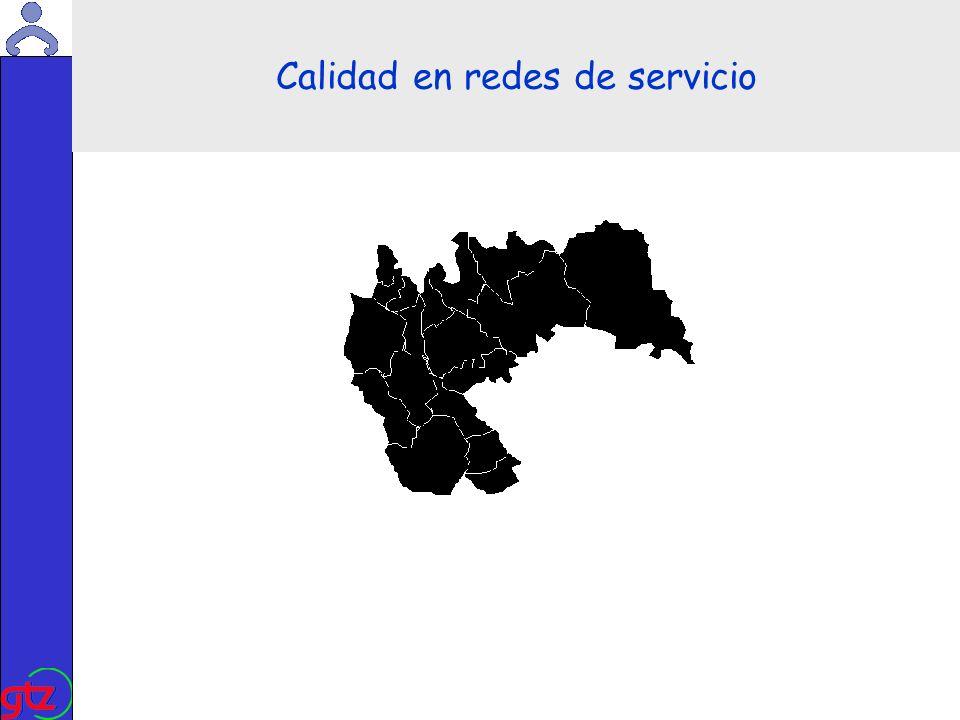 Martin Kade La Red de Servicios de Salud Calidad en redes de servicio