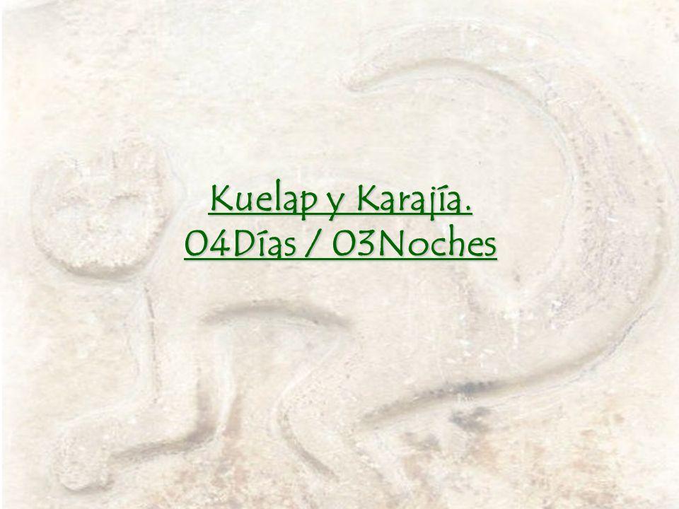 Kuelap y Karajía. 04Días / 03Noches