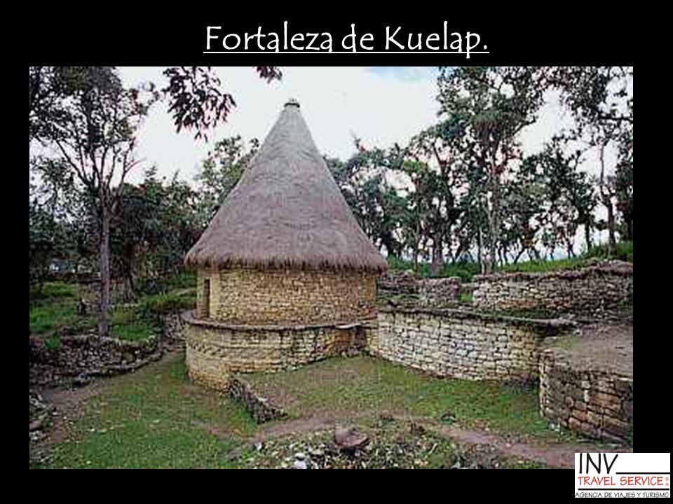 Fortaleza de Kuelap.