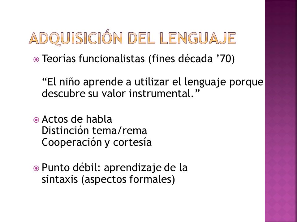 Metodología. Sujetos. Hallazgos: VocabularioDeícticos Caracterizadores Estructuras sintácticas (ver tabla)ver tabla