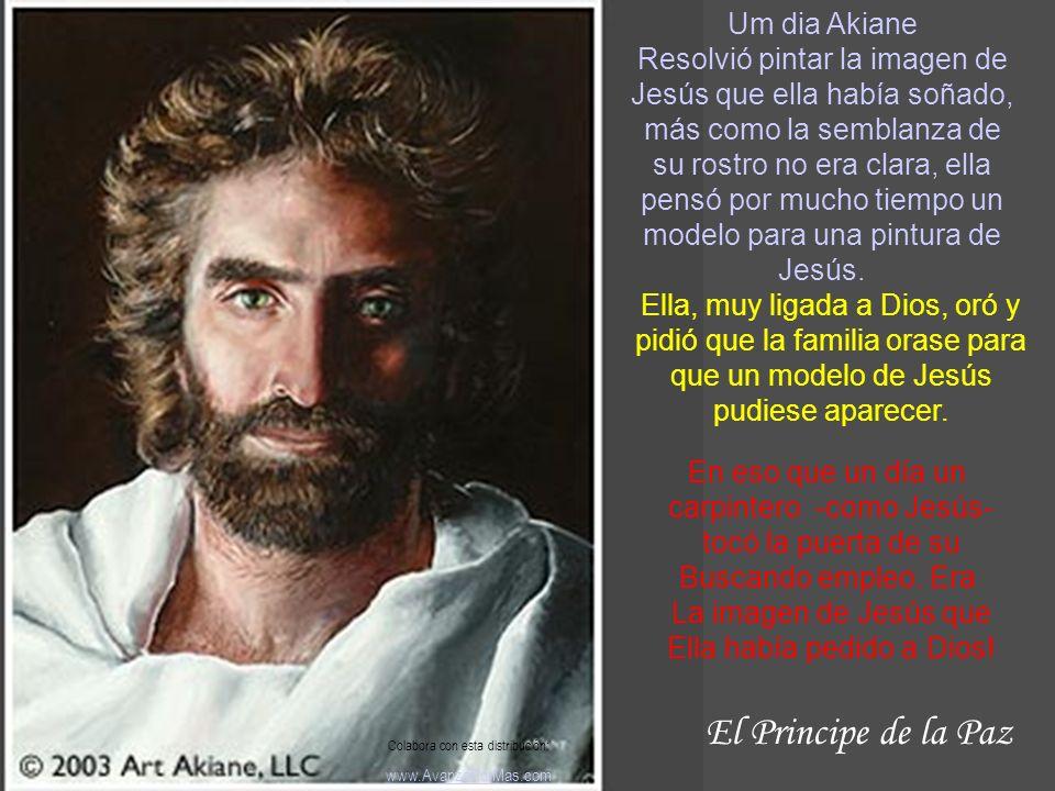 El Poder de la Oración Colabora con esta distribución: www.AvanzaPorMas.com