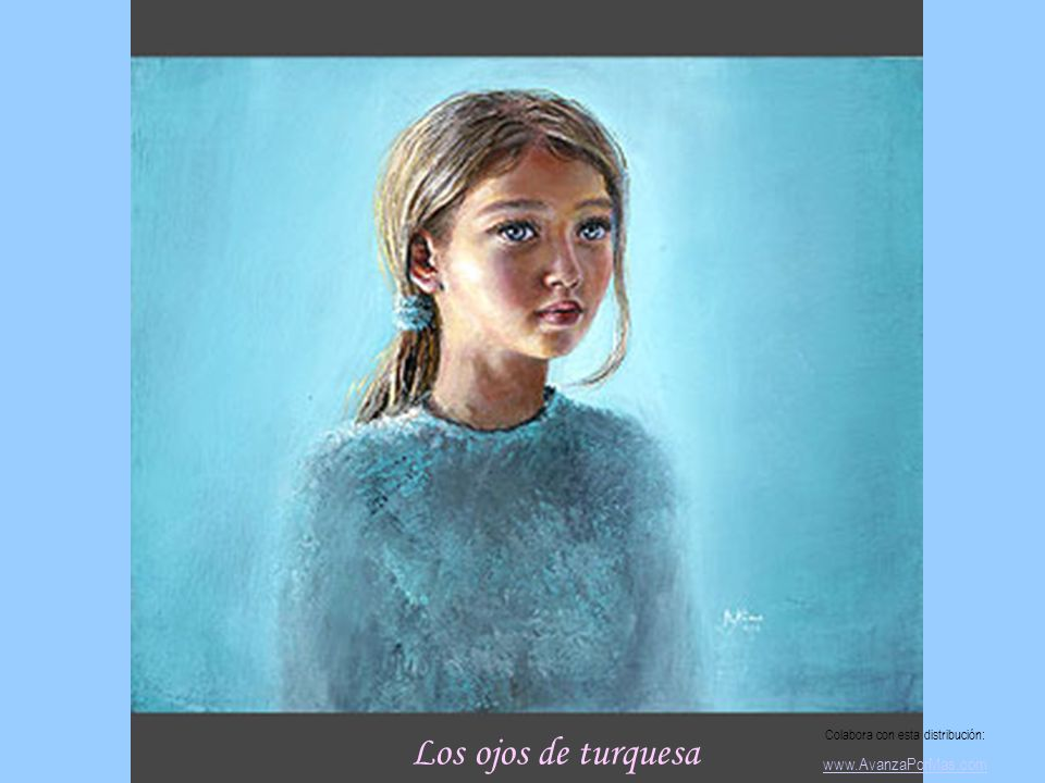 Confianza Colabora con esta distribución: www.AvanzaPorMas.com
