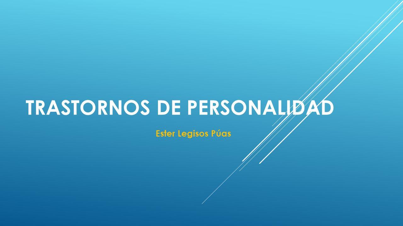 LA PERSONALIDAD La Personalidad configura una de las entidades más importantes en la vida psicológica de los individuos.