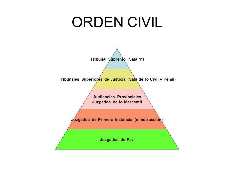 LA COMPETENCIA 1.Competencia objetiva 2.Competencia territorial 3.Competencia funcional