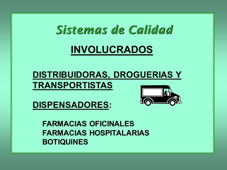 Sistemas de Calidad AUTOINSPECCION DEBEN PREPARARSE INSTRUCCIONES ESCRITAS REFERENTES A LA AUTOINSPECCIÓN, A FIN DE ESTABLECER UN MÍNIMO DE NORMAS Y REQUISITOS UNIFORMES QUE ABARQUEN AL MENOS LOS SIGUIENTES PUNTOS: a)PERSONAL b)INSTALACIONES, INCLUSIVE LAS DESTINADAS AL PERSONAL c)MANTENIMIENTO DE EDIFICIOS Y EQUIPOS d)ALMACENAMIENTO DE MATERIAS PRIMAS Y PRODUCTOS TERMINADOS e) EQUIPOS f)PRODUCCION