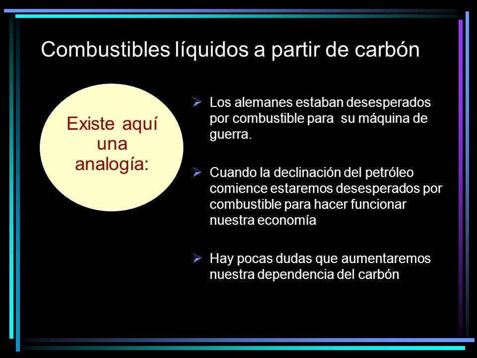 Problemas con el Gas Natural - 1 El Gas Natural también va a tener un pico...