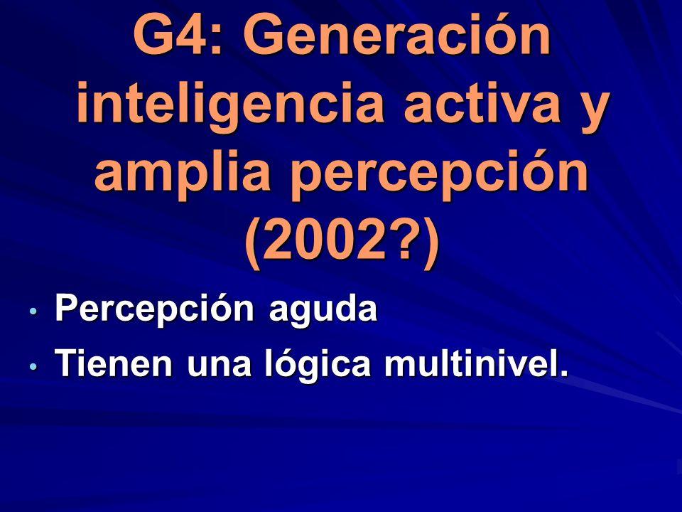 G 1 G 2 G 3 G 4