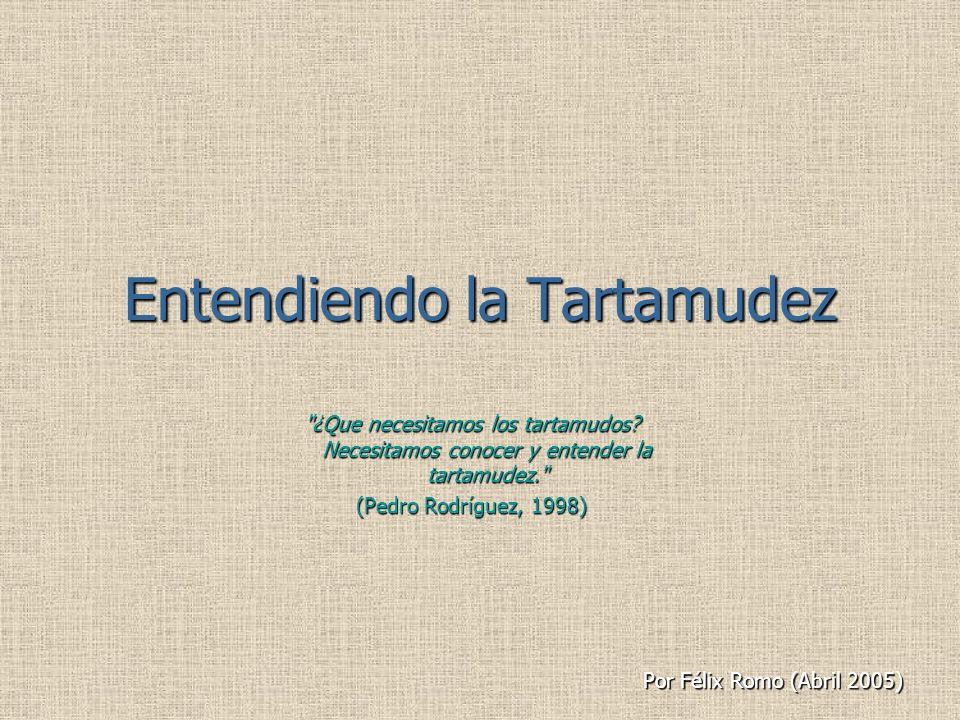 Entendiendo la Tartamudez Por Félix Romo (Abril 2005)