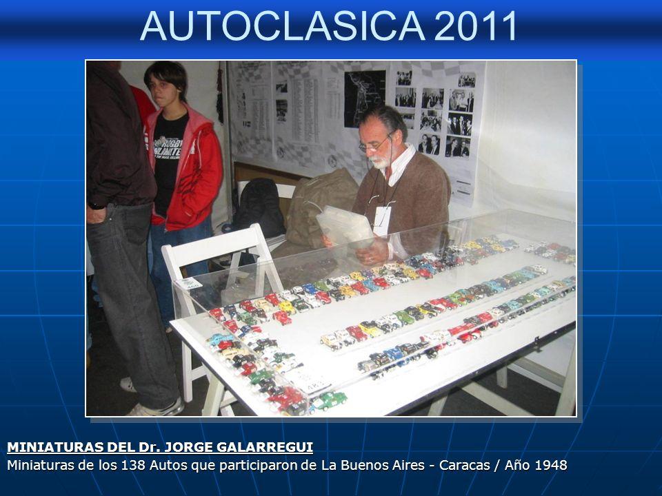 AUTOCLASICA 2011 CHEVROLET 40 – ANTONIO CHELIATTI Replica de TC, de la Década del 60
