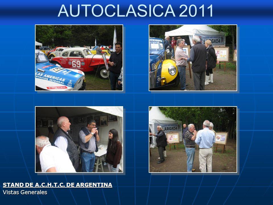 AUTOCLASICA 2011 MINIATURAS DEL Dr. JORGE GALARREGUI Miniaturas de los 138 Autos que participaron de La Buenos Aires - Caracas / Año 1948