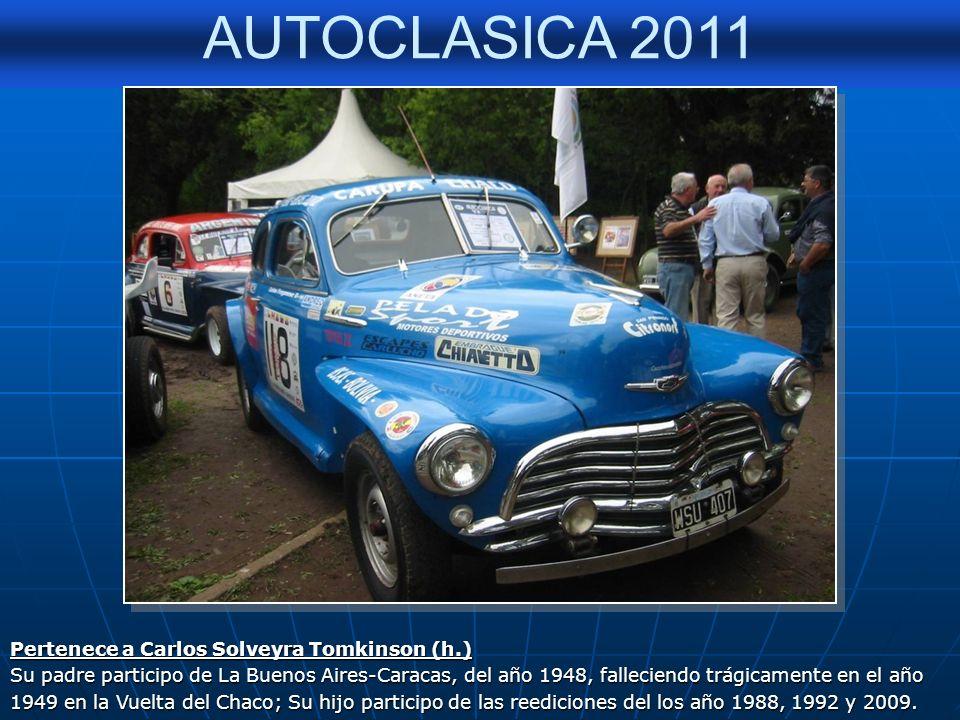AUTOCLASICA 2011 CAMINO ANGOSTO EN COLOMBIA - LLEGANDO A POPAYAN AUNQUE UD.