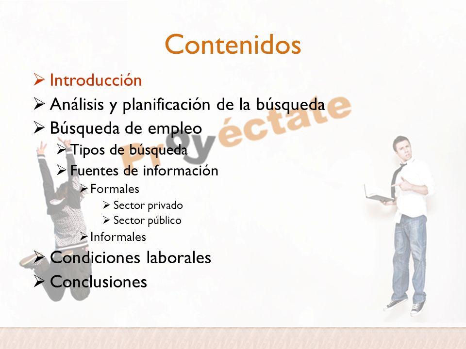 Introducción Mercado laboral: Empresas demandan empleados Candidatos ofrecen su capacidad de trabajo La contratación supone que oferta y demanda se encuentran y se ponen de acuerdo