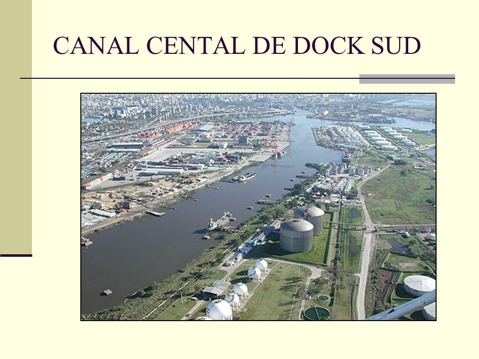 CANAL CENTAL DE DOCK SUD