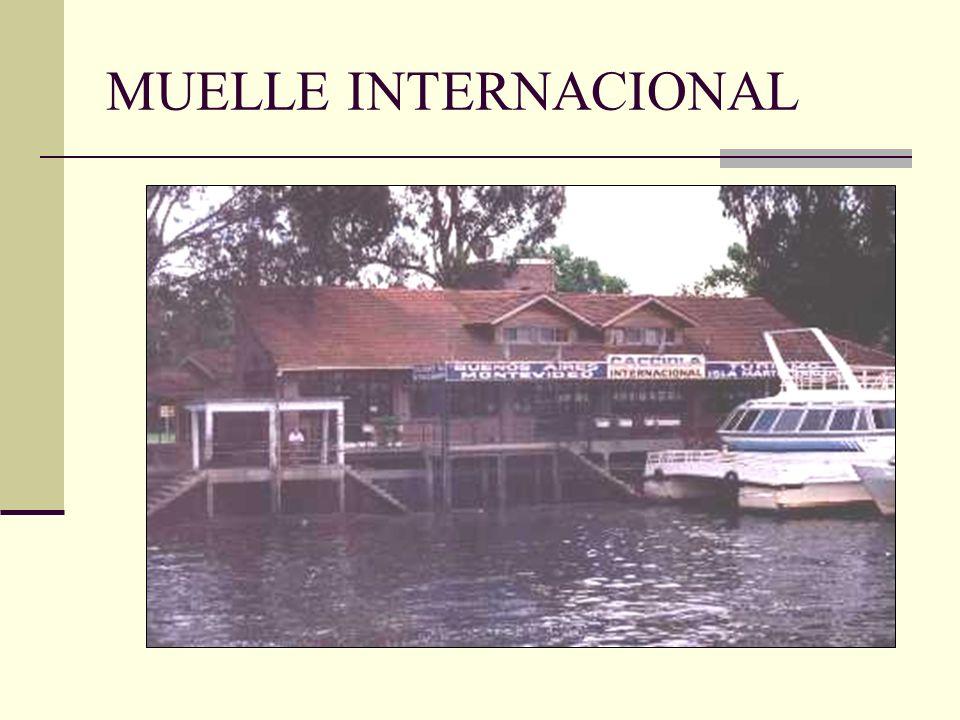 MUELLE INTERNACIONAL