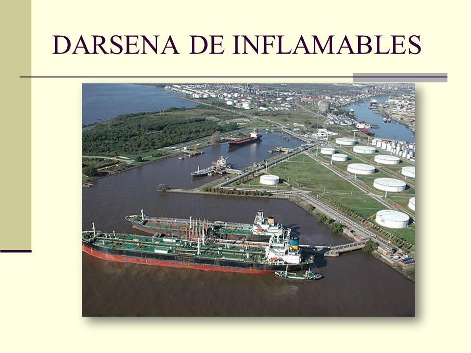 DARSENA DE INFLAMABLES
