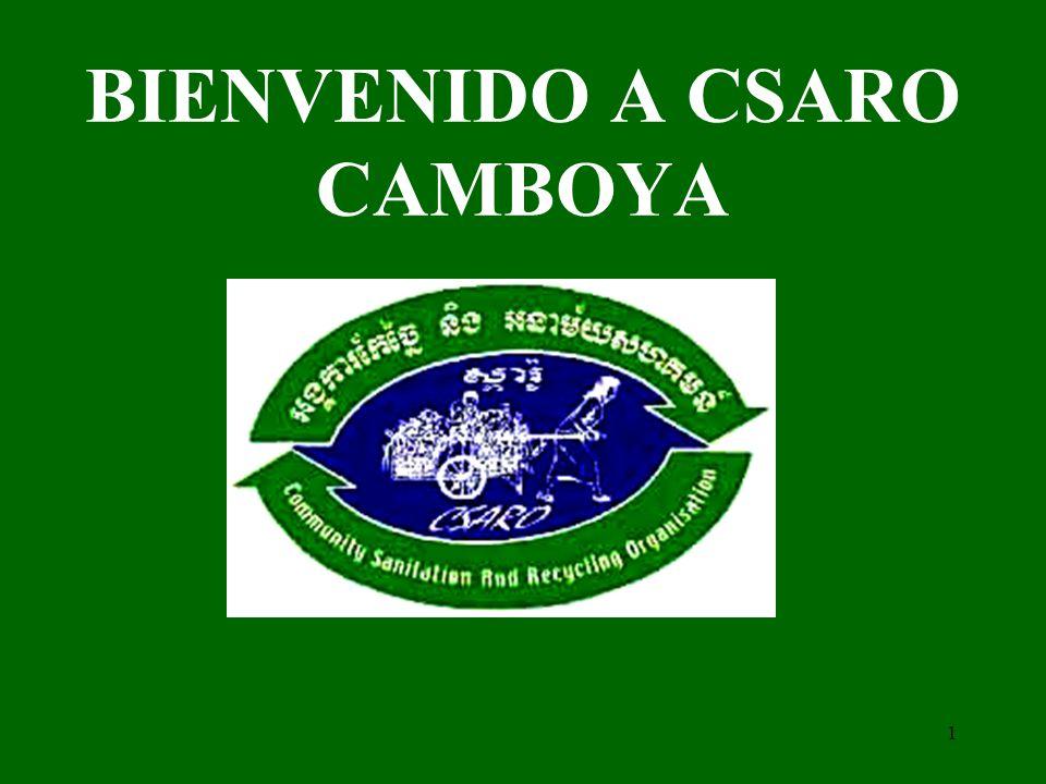 1 BIENVENIDO A CSARO CAMBOYA