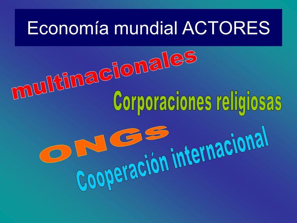 Economíamundial y recesión Economía mundial y recesión Las crisis económicas serán recurrentes por el disparo de mercados financieros. La turbulencia