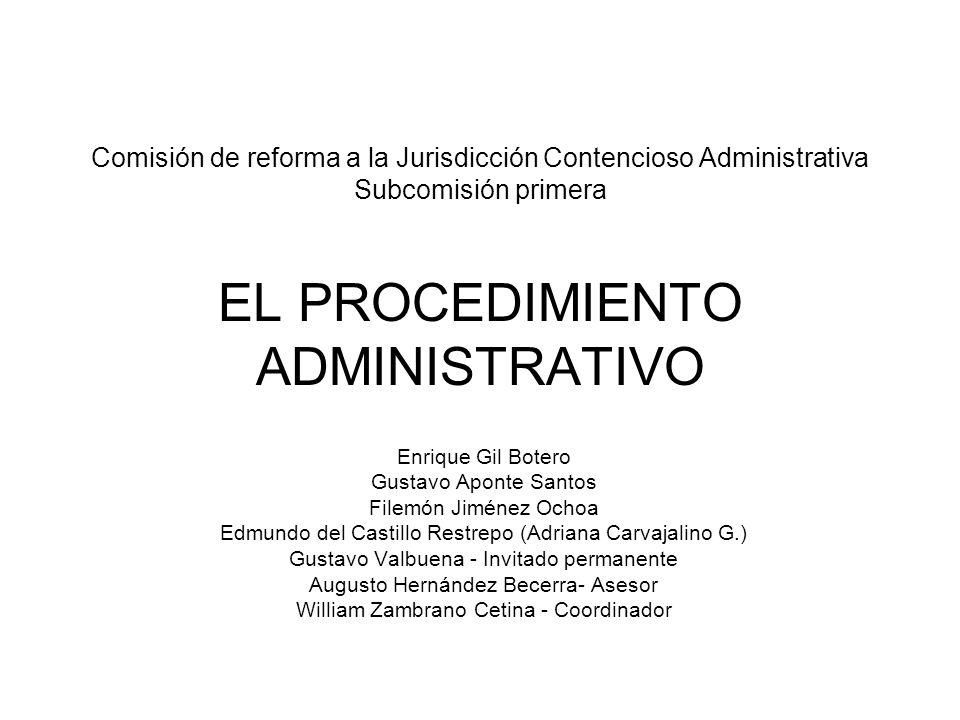 El modelo de Administración Pública en la Constitución de 1991.