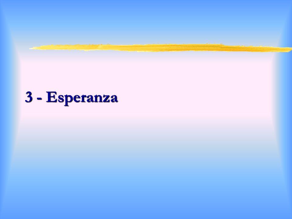 3 - Esperanza