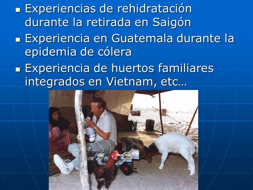 Experiencia de Argelia Experiencia de Argelia Experiencia con la úlceras fagedémicas en África Experiencia con la úlceras fagedémicas en África Experiencia en las granjas de pollos de Tailandia Experiencia en las granjas de pollos de Tailandia