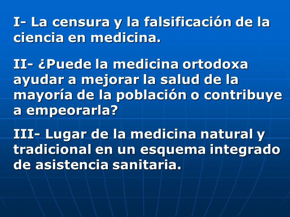 Replantear la salud y la medicina Alfredo Embid Venezuela Marzo 2007