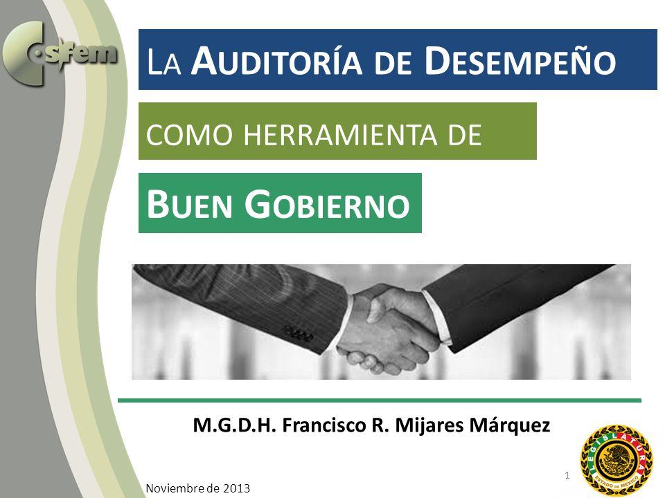 COMO HERRAMIENTA DE M.G.D.H. Francisco R.