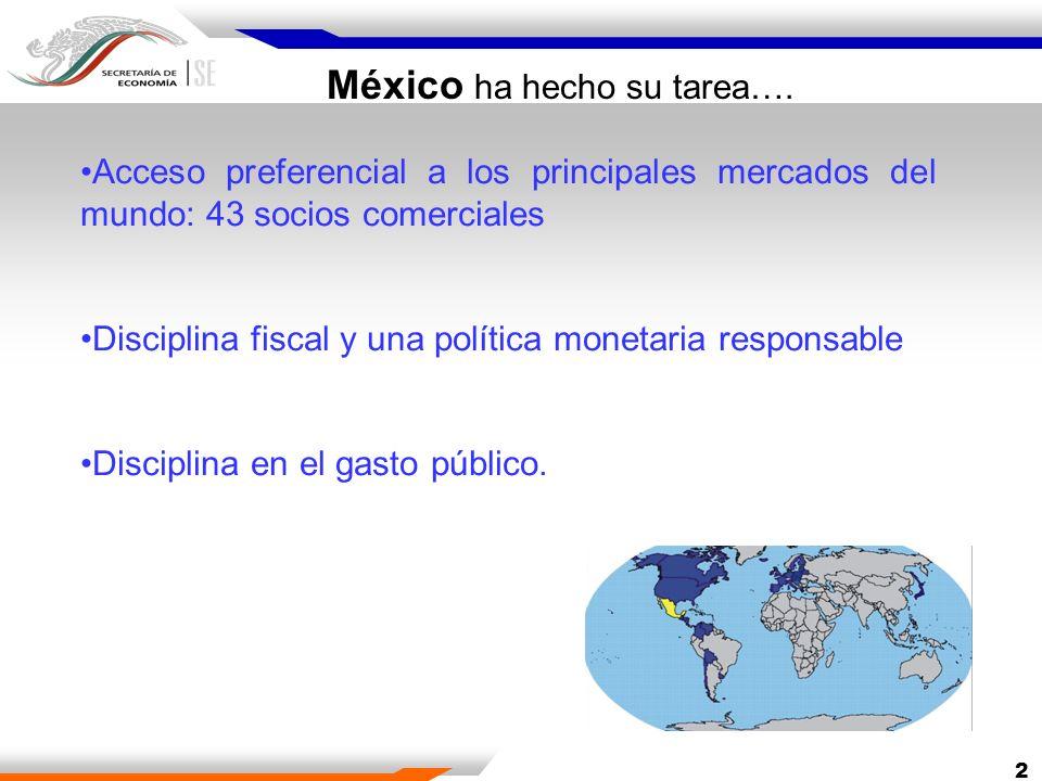 23 Unidad de Promoción de Inversiones Secretaría de Economía Verónica Orendain vorendai@economia.gob.mx (52-55) 57 29 91 66