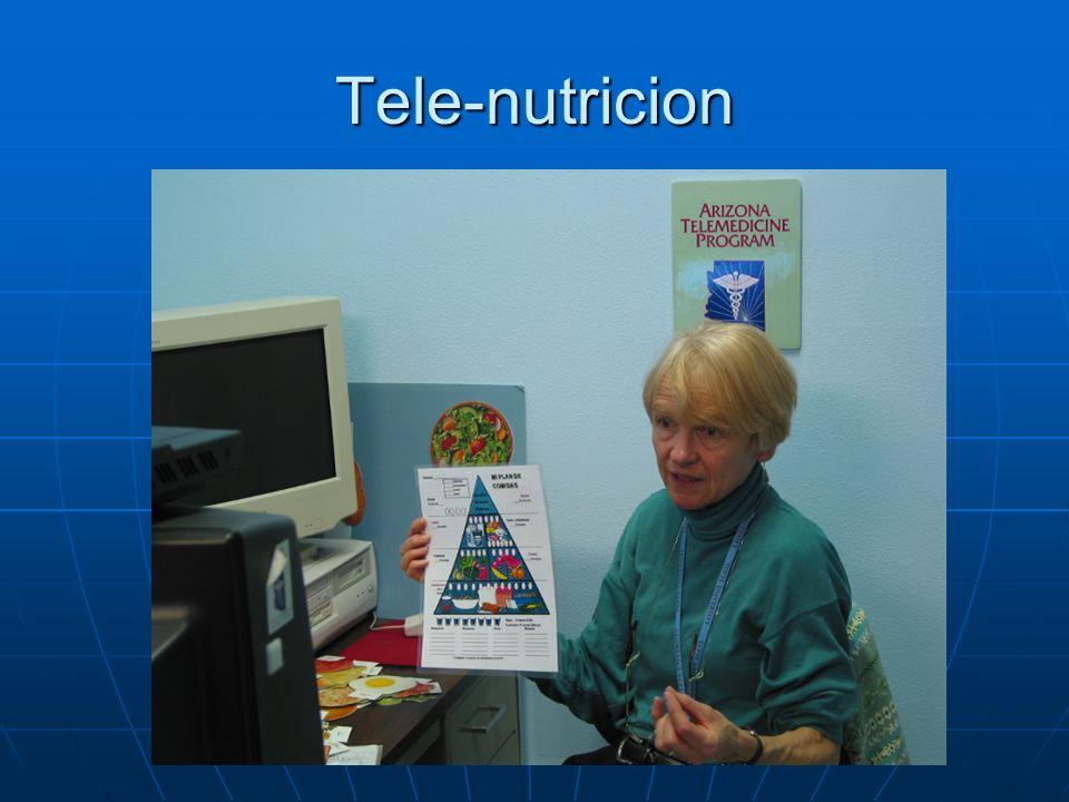 Tele-nutricion