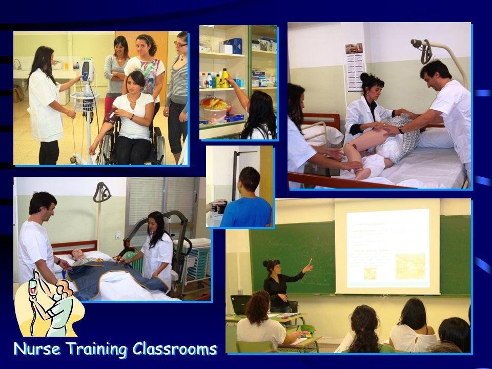 Nurse Training Classrooms
