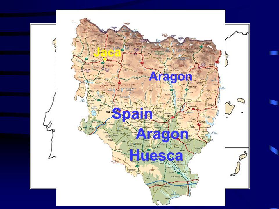 Spain Aragon Huesca Jaca Aragon