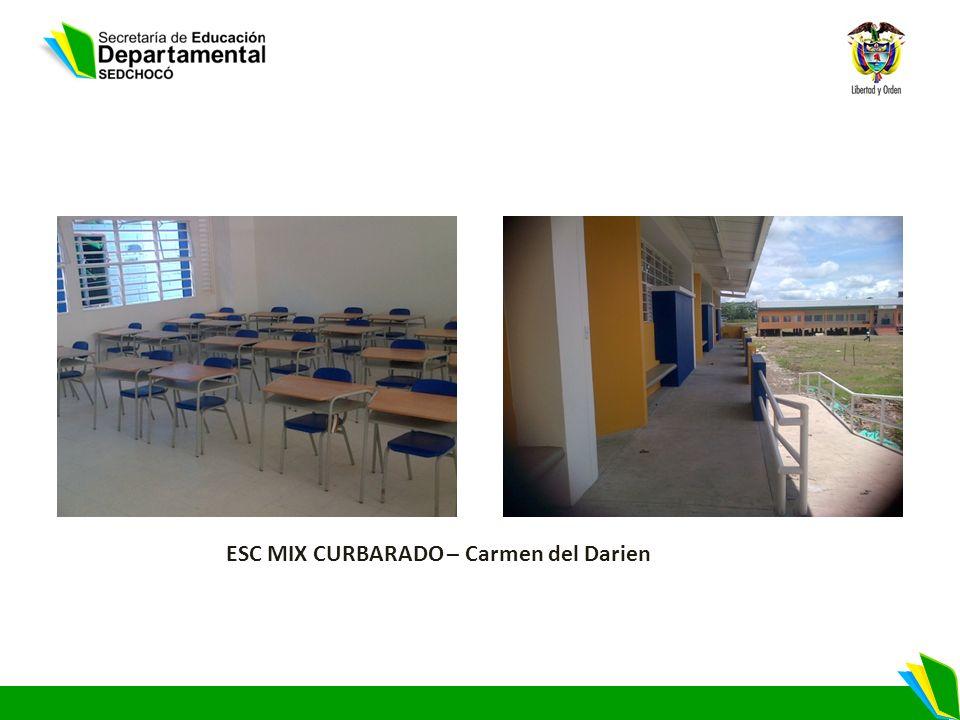ESC MIX BELLA FLOR REMACHO – Carmen del Darien