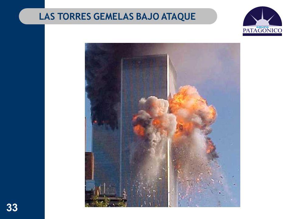 33 LAS TORRES GEMELAS BAJO ATAQUE
