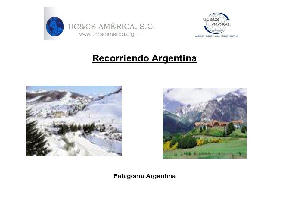 Recorriendo Argentina Patagonia Argentina