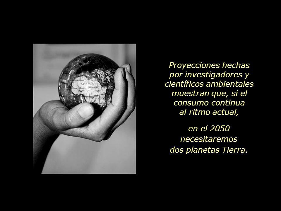 Requerimos un nuevo paradigma de civilización porque el actual llegó a su fin y agotó sus posibilidades.