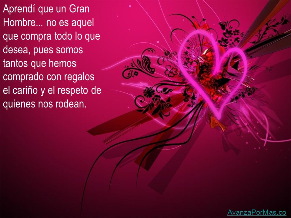 www.AvanzaPorMas.com - Compartir en redes sociales - RECIBE PALABAS DE ALIENTO EN TU MAIL GRATIS Clic Aquí->Clic Aquí->