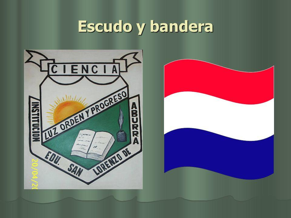 Escudo y bandera