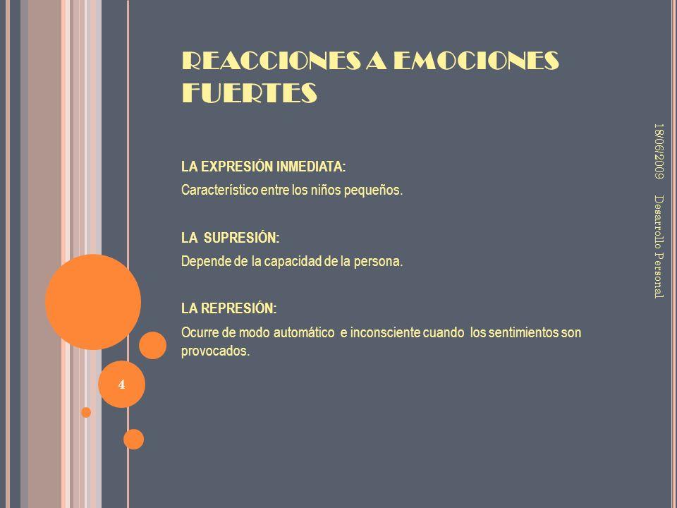 DIMENSIONES DE LA INTELIGENCIA EMOCIONAL 1.Autoconocimiento.